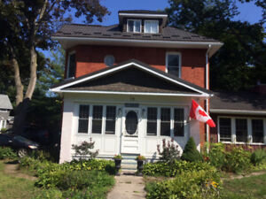 Guest House in Parry Sound - For professionals/contractors