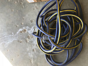 Outdoor extension cord 100ft and 50ft