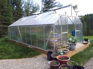 Greenhouse Kits and Custom Builds