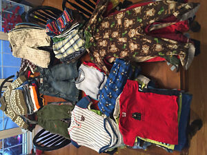 Baby boy cloths 12-18 months