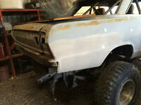 1965 Chevrolet Nova 4x4 350 small block