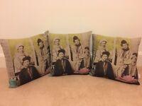 Debenhams sofa cushions in good condition £15