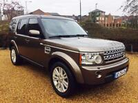 *SOLD* 2010 LHD,Land Rover Discovery4 3.0-4X4 Aut.HSE, DIESEL, LEFT HAND DRIVE