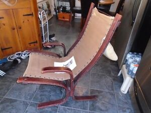 Mid Century Siesta Chair