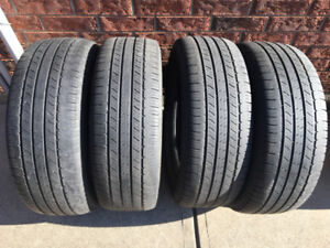 4 Michelin Latitude Tour HP - 245/60/18 - 50% - $30 For ALL 4