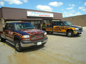 CHARTERHOUSE TOWING..TOW TRUCK & FLATBED SERVICE 24/7 London Ontario image 1