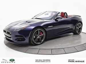 2018 Jaguar F-Type R
