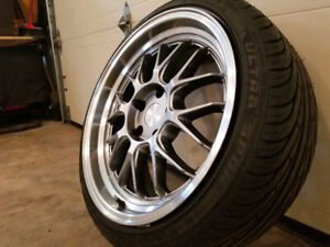 18in. Aftermarket rims 5x114.3