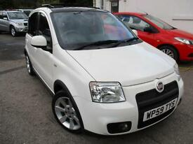 2009 FIAT PANDA 100HP * ONLY 17010 MILES FROM NEW * HATCHBACK PETROL