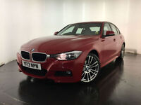 2013 BMW 320D M SPORT AUTOMATIC DIESEL SALOON 1 OWNER SERVICE HISTORY FINANCE PX