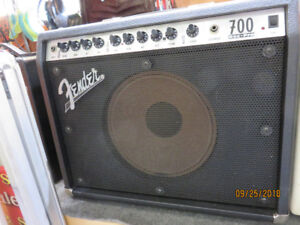 Peavey, Fender, Traynor, Marshall  Amps For Sale