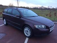 2005 Volvo V50 Estate 1.8i 1 Former Keeper Excellent Condition inside and out