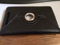 Nexus 7 leather case with magnetic flap