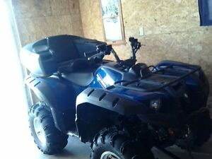 2010 Yamaha Grizzly 700 FI
