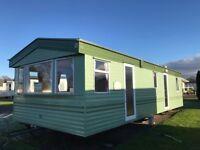 Bargain 12ft wide Static caravan in Cumbria, 2 Bedroom Sleeps 6