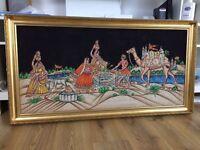 Antique Indian art