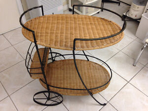 Tea Cart/Occasional Table/Plant stand