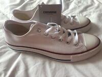 Converse UK 7 unisex all star low tops