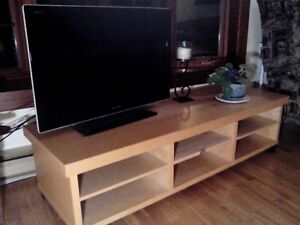 TV table/stand with storage