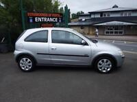 Vauxhall/Opel Corsa 1.2i 16v SXi 3 Door Hatch Back