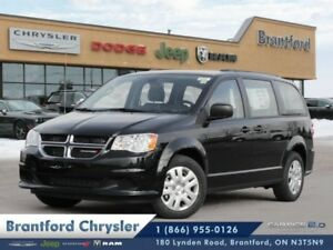 2019 Dodge Grand Caravan Canada Value Package  - $188 B/W