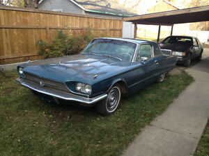 1966 Thunderbird town Coupe