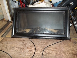 WALL MOUNTED FIREPLACE FOR SALE
