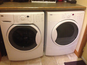 Kenmore Elite HE Washer and Gas Dryer for sale