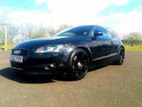 2007 Audi Tt Quattro Auto 3.2