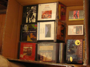Collection de CD musique classique/Classical Music CD Collection