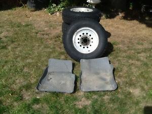 Snow tires for Ford ranger
