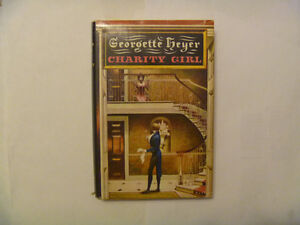 GEORGETTE HEYER - Charity Girl - Hardcover with dust jacket