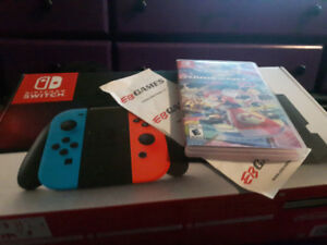 Just bought a switch dont want it anymore