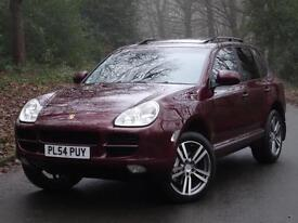 2005 54 Porsche Cayenne 4.5 S EXTREMELY RARE 6 SPEED MANUAL!!..FULL S/HISTORY!!