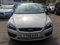 Ford Focus 1.6 115 Zetec Climate 3 door - 2005 55-REG - FULL 12 MONTHS MOT