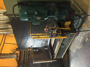 Large Industrial 3 stage Sander London Ontario image 2