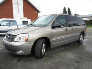 2004 Ford Freestar SEL Minivan, NEW TRANSMISSION; Excell. cond.