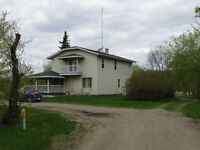 This 17 acre property is located between Yorkton & Melville