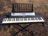 Yamaha electric organ extra ....