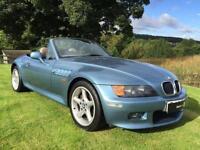 1997 R BMW Z3 2.8 Z3 ROADSTER 2D 189 BHP