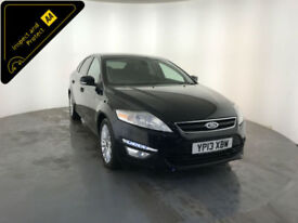 2013 FORD MONDEO ZETEC BUSINESS EDN TDCI 1 OWNER SERVICE HISTORY FINANCE PX