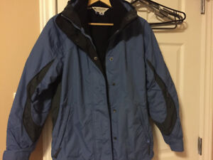 Women's Columbia 3 in 1 coat
