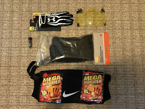 Various Mens Football and Volleyball Items/Gear