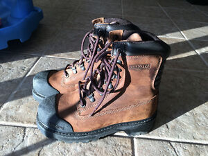Dakota 529 Steel Toe Work Boots
