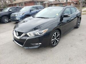 2018 Nissan Maxima 4dr - Leather