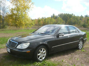 2003 Mercedes-Benz S-Class Sedan