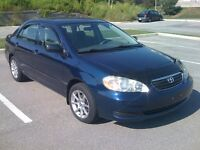 2008 TOYOTA COROLLA CE, AFTER MARKET RIMS!! MINT CONDITION!!!!!!