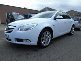 VAUXHALL INSIGNIA 1.8 exclusive 2009 Petrol Manual in White