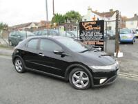 Honda Civic 1.8i-VTEC SE (17in Alloys) Hatchback 5d 1798cc