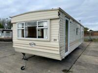 CHEAP 10FT WIDE 2 BEDROOM STATIC CARAVAN FOR SALE OFF SITE